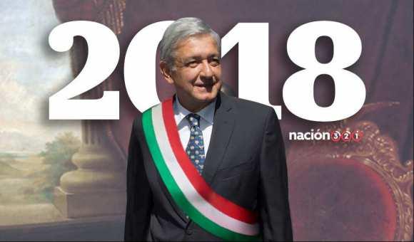Destino Anunciado De Andrs Manuel Llegar A La Presidencia Se Convertir En Rehn Sus Aliados Actuales Adrin Ortiz
