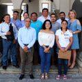 Constituyen unidad interna de Protección Civil del Palacio Municipal de Oaxaca de Juárez