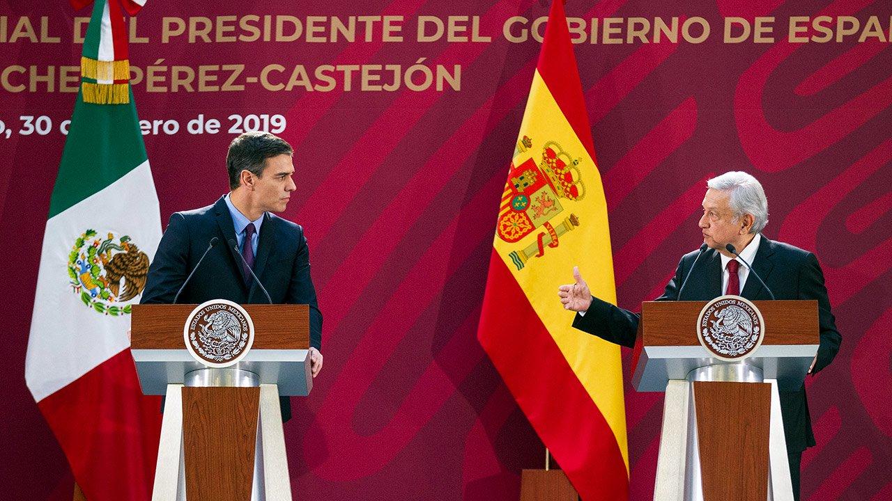 México y España ya habían firmado un acuerdo de paz y olvido en 1836