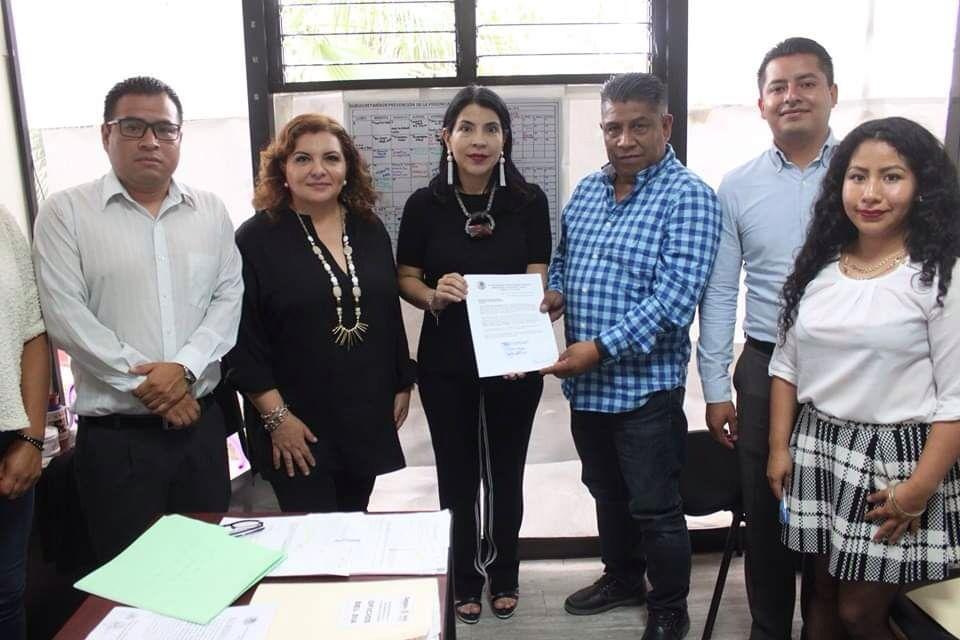 Entrega Acta de Instalación último municipio con Alerta de Género