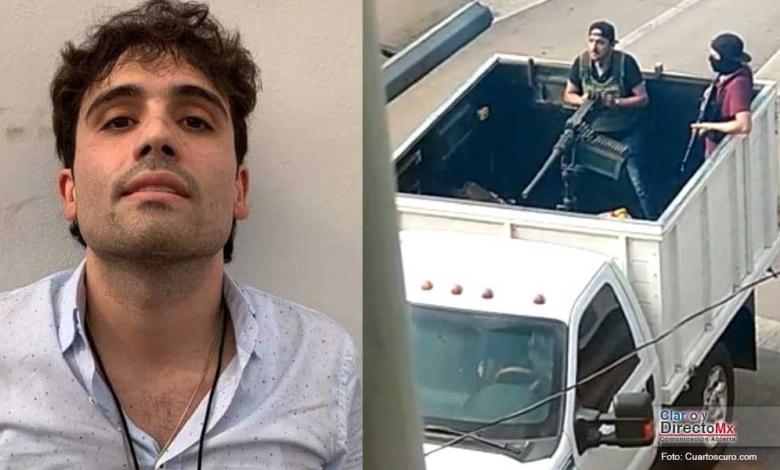 Embarca Trump a AMLO en detención de hijo del Chapo: Alfredo Martínez de Aguilar