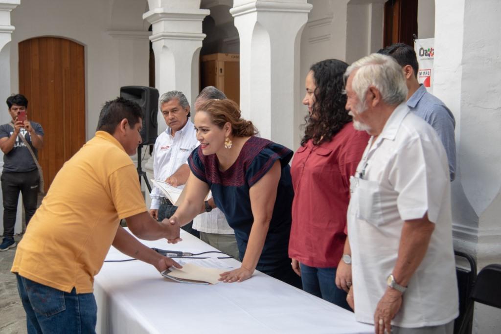Estimula Seculta la promoción de lenguas indígenas en Oaxaca