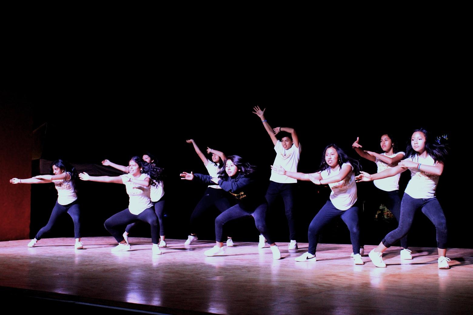 Espacios públicos de Oaxaca de Juárez  son escaparate del talento juvenil