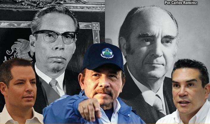 El PRI de Alito y Murat, con el dictador y represor Daniel Ortega: Carlos Ramírez