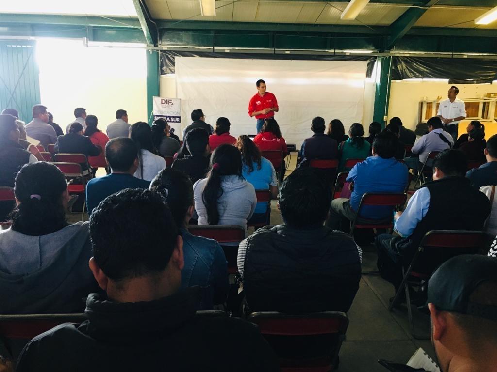 Sistema Estatal DIF Oaxaca promueve la activación física  en la capital oaxaqueña