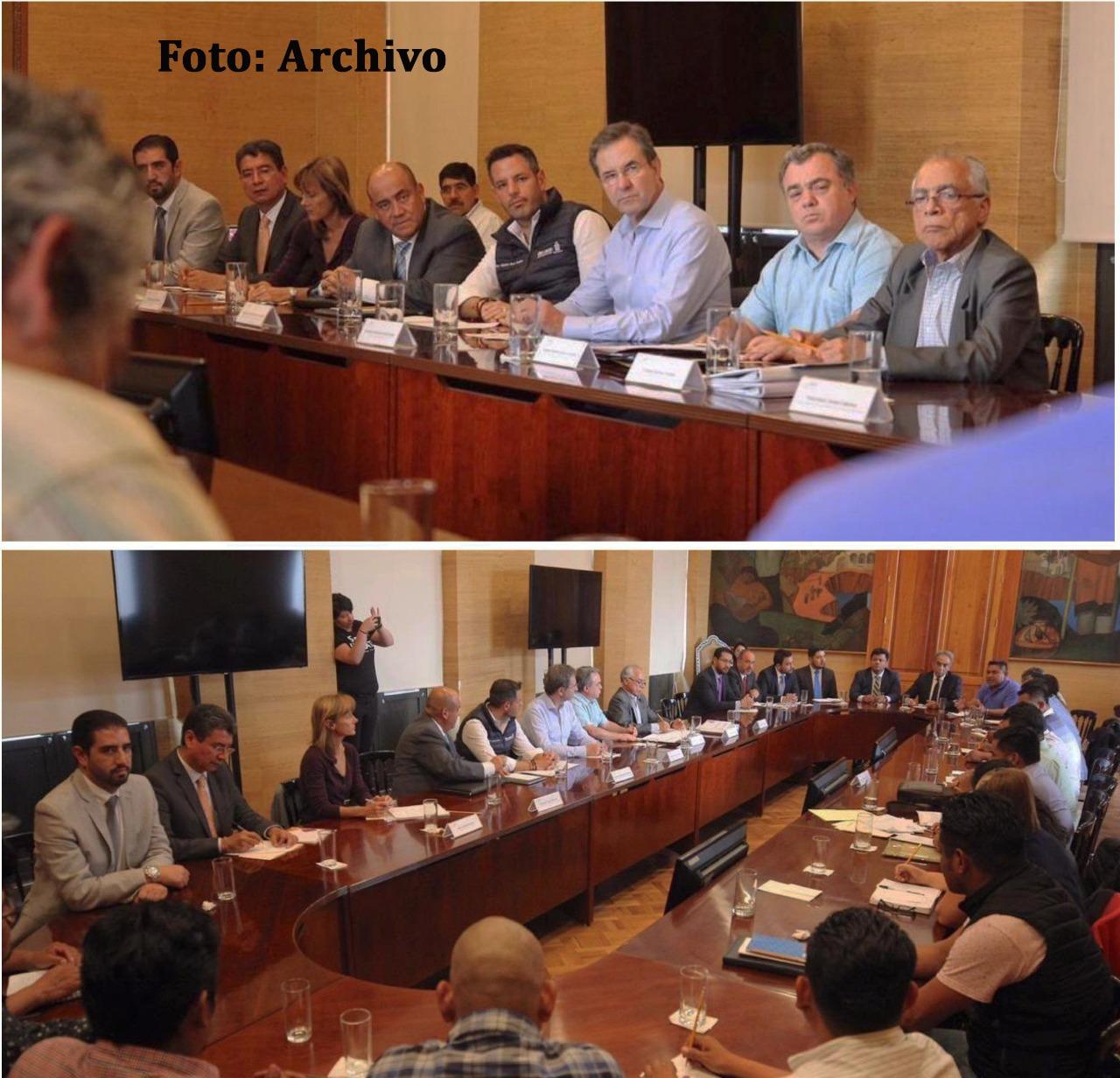 Logros en primera etapa de atención a incidencias administrativas del magisterio, fruto del trabajo conjunto: Francisco Ángel Villarreal